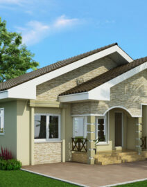 pinoy house design-2015017-View1